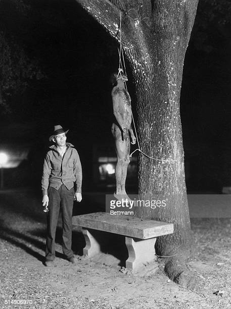 Claude Neal who confessed to raping and murdering a white woman was dragged from his jail cell in Brewton and lynched on the banks of the Chipola...