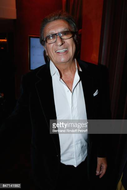Claude Ott attends the Reopening of the Hotel Barriere Le Fouquet's Paris decorated by Jacques Garcia at Hotel Barriere Le Fouquet's Paris on...