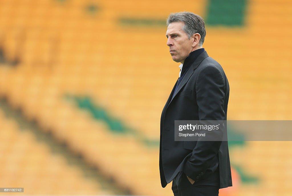 Norwich City v Southampton - The Emirates FA Cup Third Round : News Photo