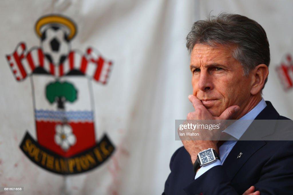 Southampton v Arsenal - Premier League : News Photo