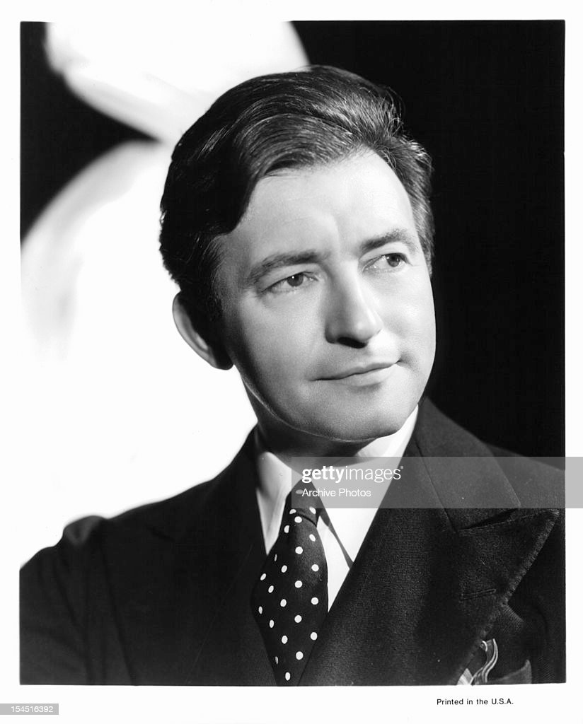 Claude Rains In 'The Man Who Reclaimed His Head' : News Photo