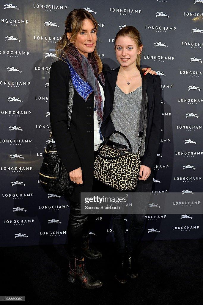 Longchamp Store Opening In Cologne : Nachrichtenfoto