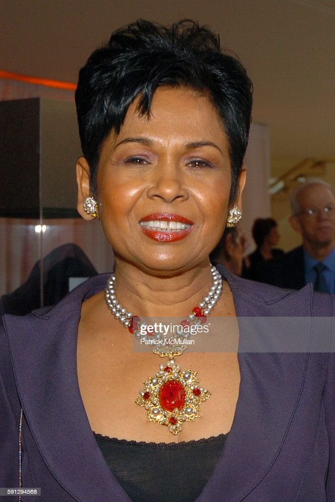 8c330d277d30 Claudette Krijger attends Diamonds for Humanity Gala at Avery ...