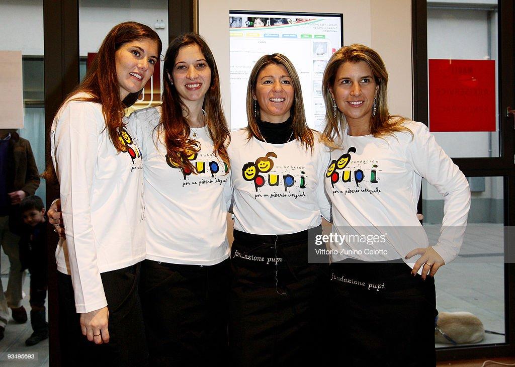 P.U.P.I. Charity Shop Opening : News Photo