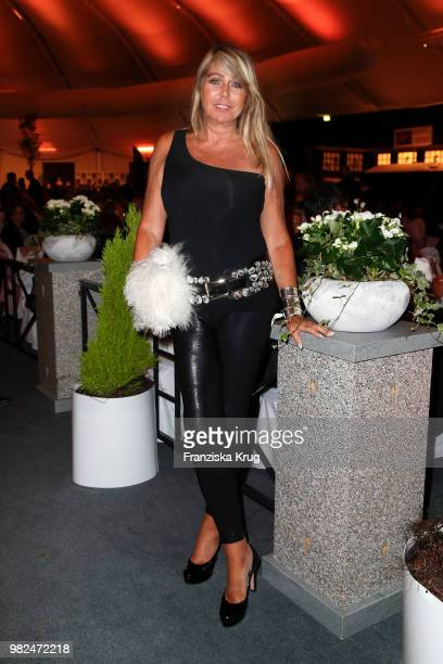 Claudia Carpendale attends the Gerry Weber Open Fashion Night 2018 at Gerry Weber Stadium on June 23 2018 in Halle Germany