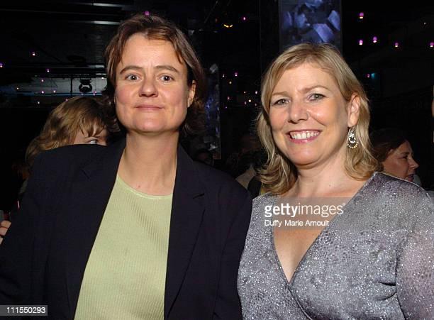 Claudia Droste and Susan Boehm Managing Director of IFP International Programs
