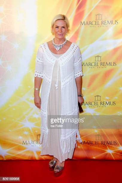 Claudia Effenberg attends the Remus Lifestyle Night on August 3 2017 in Palma de Mallorca Spain