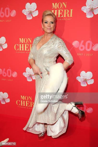 Claudia Effenberg during the Mon Cheri Barbara Tag at Postpalast on November 30 2017 in Munich Germany