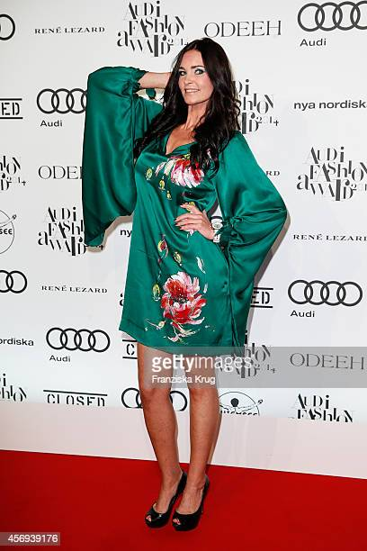 Claudia Ehlert attends the Audi Fashion Award 2014 on October 09 2014 in Hamburg Germany