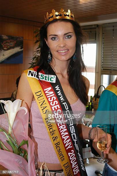 Claudia Ehlert Hotel Dunas La Canaria Las Palmas Insel Gran Canaria Kanarische Insel Spanien Europa Krone Schärpe Model Schönheitskönigin Promi BB...