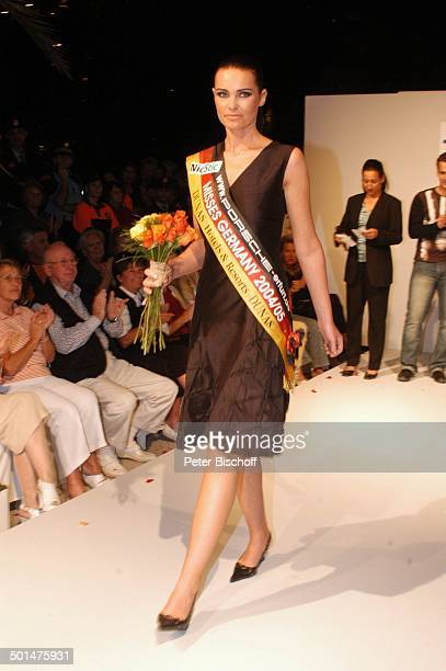 Claudia Ehlert MissenCamp Modenschau im Hotel Dunas La Canaria Maspalomas Insel Gran Canaria Kanarische Insel Spanien Europa Mode Laufsteg Catwalk...