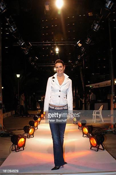Claudia Ehlert Teilnehmerin der Miss GermanyWahl 2005 Gran Canaria/Kanarische Inseln/Spanien