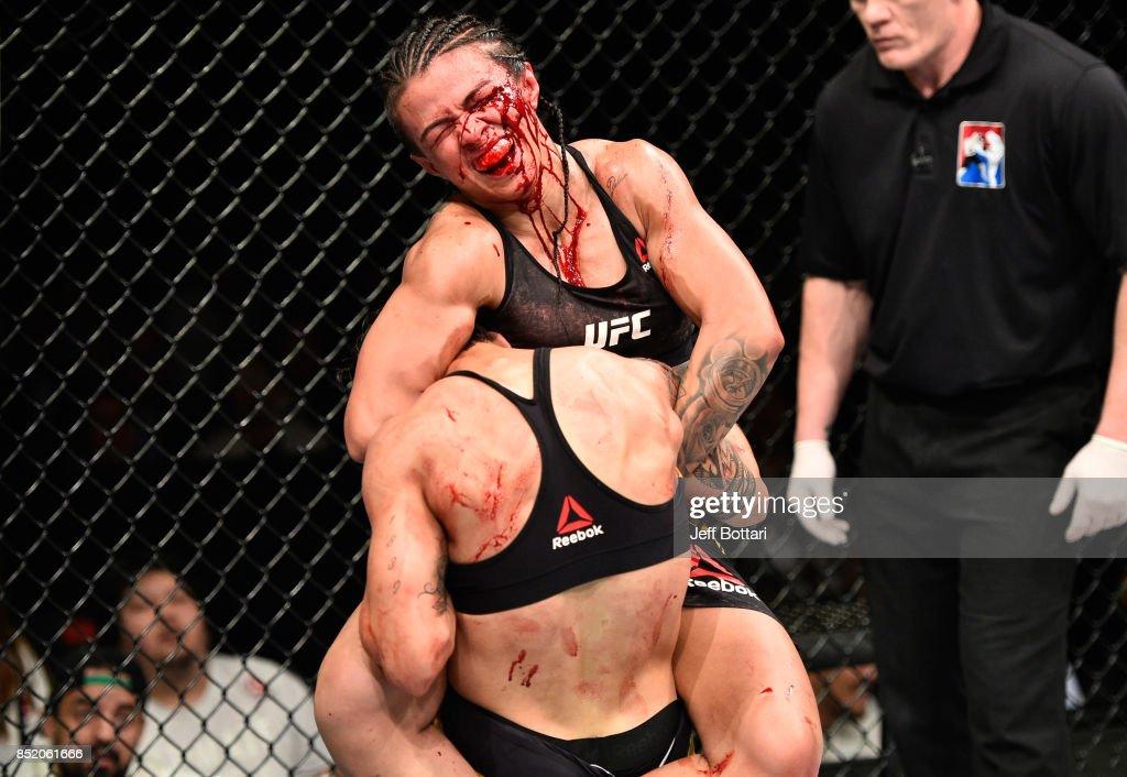UFC Fight Night: Saint Preux v Okami