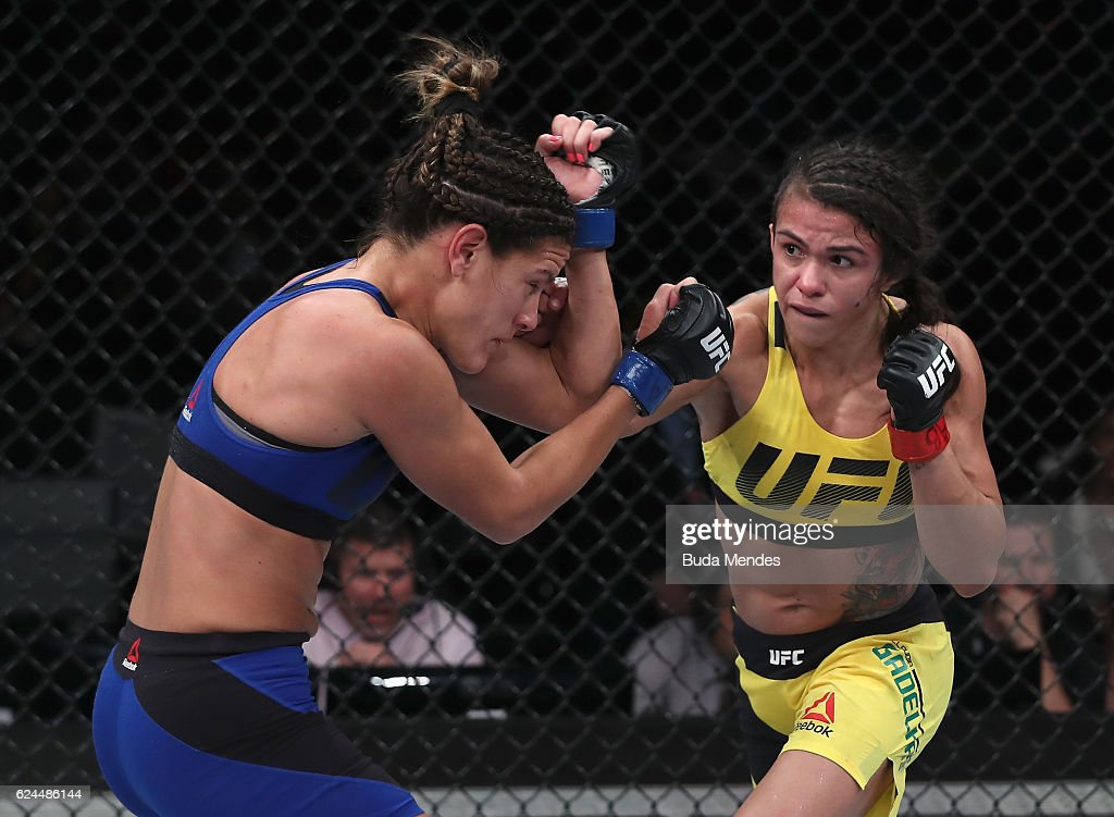 UFC Fight Night: Bader v Nogueira 2 : News Photo
