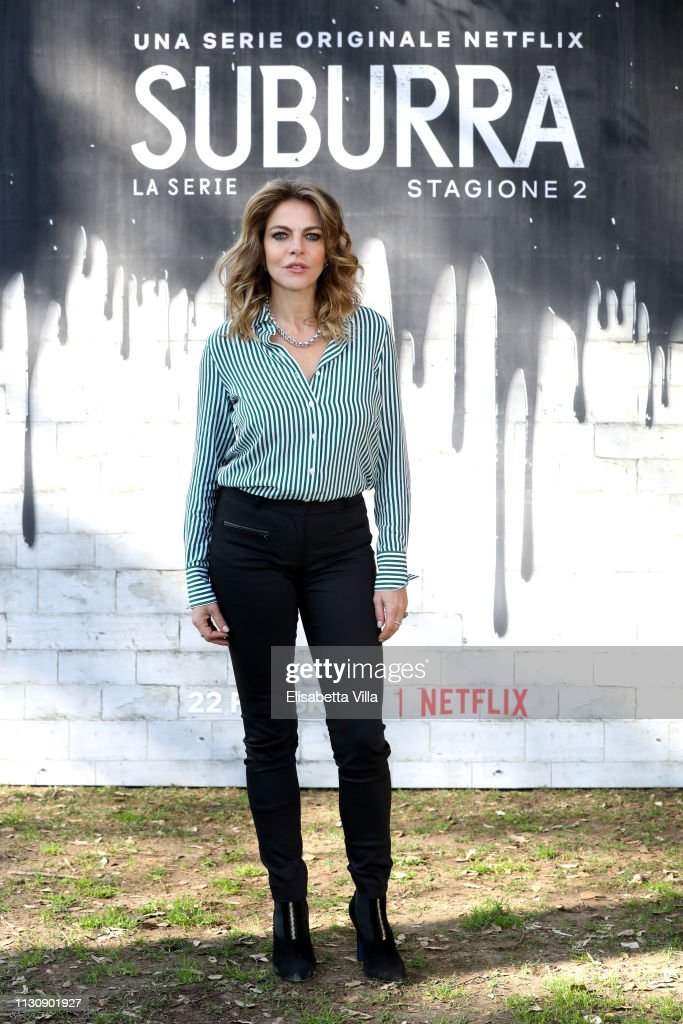 "ITA: Netflix ""Suburra"" The Series - Season 2 Photocall"