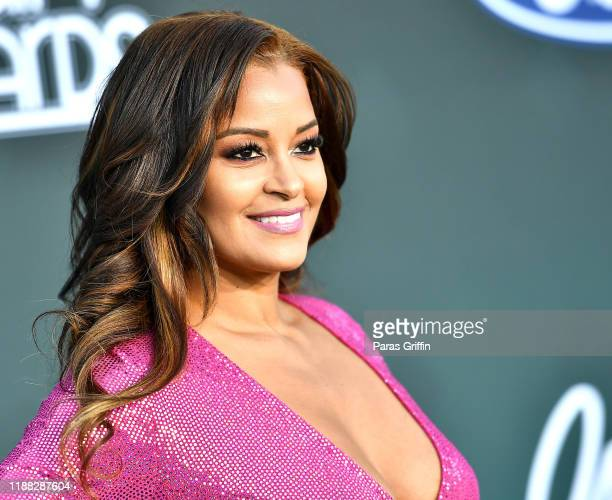 Claudia Jordan attend the 20th annual Latin GRAMMY Awards at MGM Grand Garden Arena on November 14 2019 in Las Vegas Nevada