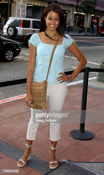 Claudia Jordan during 13th Annual Music Video Production Association Awards at Orpheum Theatre in Los Angeles California United States