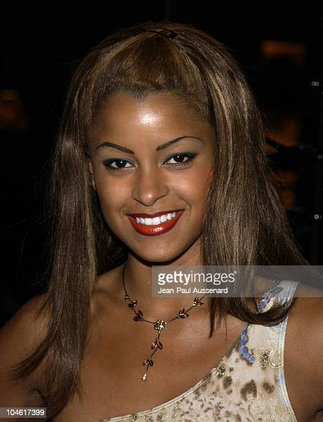 Claudia Jordan during Controversy Magazine Party at Le Meridien at Le Meridien Hotel in Beverly Hills California United States