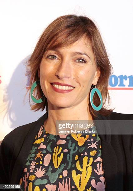 Claudia Karvan at the Art of Music fundraiser at the Art Gallery of New South Wales on June 14 2014 in Sydney Australia