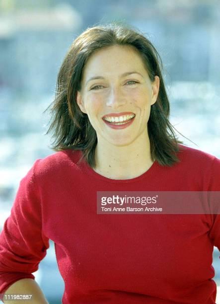 Claudia Karvan during MIPTV 2001 Claudia Karvan The Secret Life of Us at Palais des Festivals in Cannes France