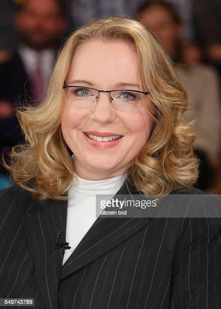 Claudia Kemfert, Energieökonomin, Leiterin der Energieabteilung des Deutschen Instituts für Wirtschaftsforschung
