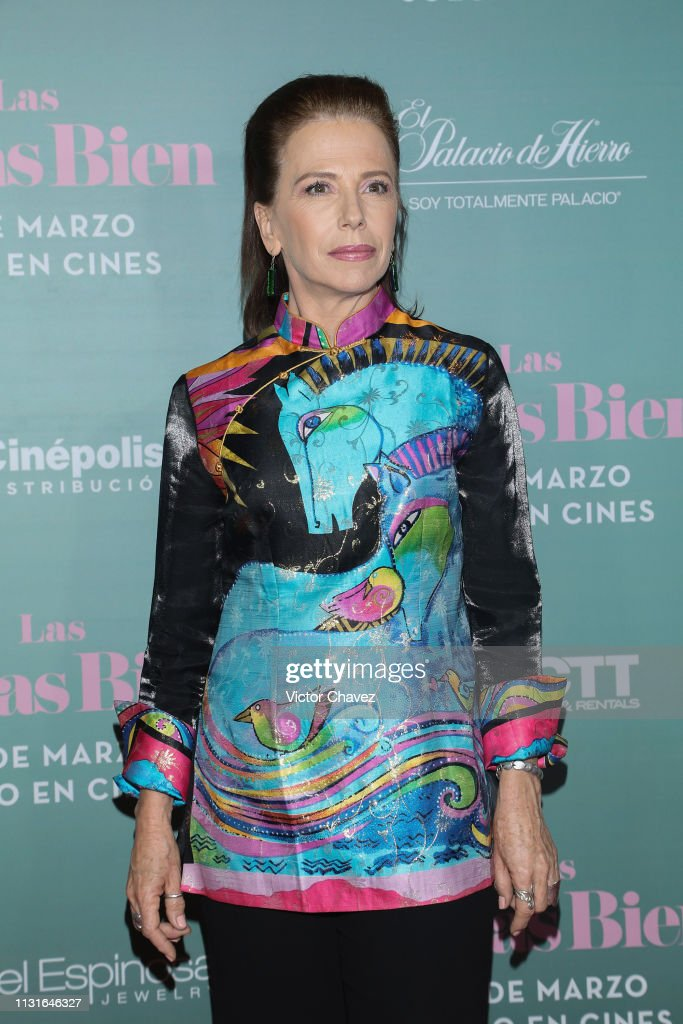 MEX: 'Niñas Bien' Film Red Carpet