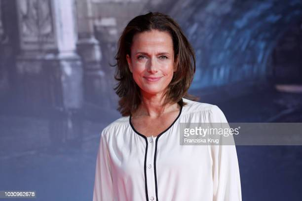 Claudia Michelsen during the 'Mackie Messer Brechts Dreigroschenfilm' premiere at Zoo Palast on September 10 2018 in Berlin Germany