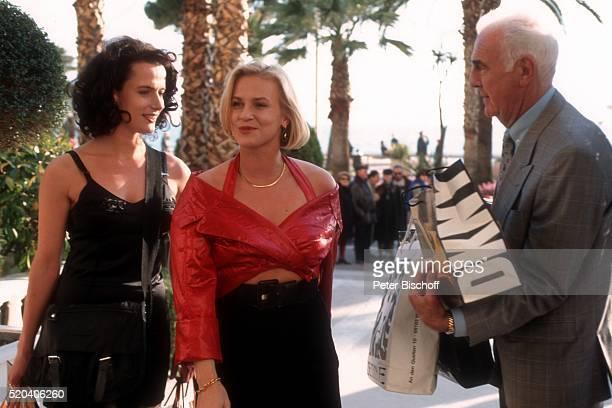 Claudia Michelsen Petra Kleinert Statist ZDFKomödie Zwei vom gleichen Schlag am in Monte Carlo Monaco