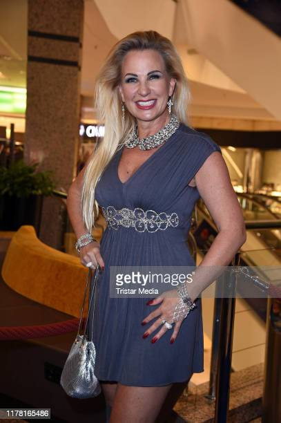 Claudia Norberg during the VIP Late Night Shopping Party at Alstertal shopping mall on October 25 2019 in Hamburg Germany