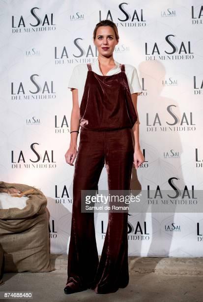 Claudia Orborne during 'La Sal Del Mentidero' Inauguration on November 15 2017 in Madrid Spain