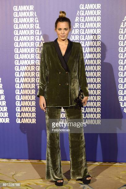 Claudia Osborne attends the Glamour Magazine Awards and 15th anniversary dinner at The Ritz Hotel on December 12 2017 in Madrid Spain