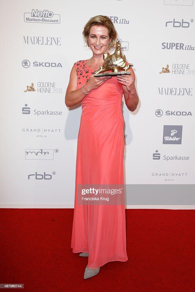 Madeleine At Goldene Henne 2015