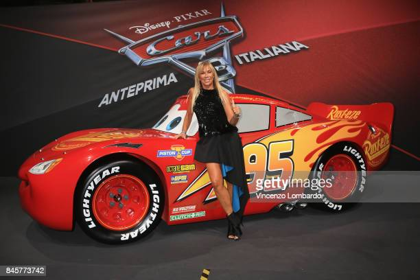 Claudia Peroni attends Cars 3 photocall in Milan on September 11 2017 in Milan Italy