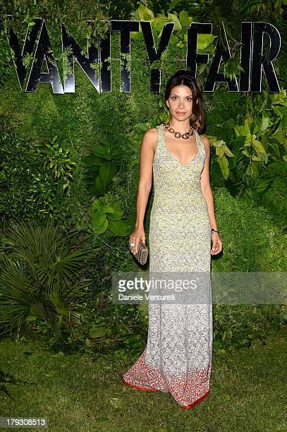 Claudia Potenza attends Vanity Fair Celebrate 10th Anniversary during the 70th Venice International Film Festival at Fondazione Giorgio Cini on...