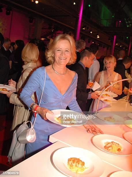 Claudia Rieschel AftershowParty nach ZDFGala Verleihung Deutscher Fernsehpreis 2008 Coloneum Köln NordrheinWestfalen Deutschland Europa Feier feiern...