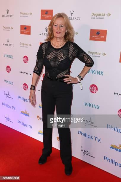 Claudia Rieschel attends the Movie Meets Media event 2017 at Hotel Atlantic Kempinski on November 27 2017 in Hamburg Germany