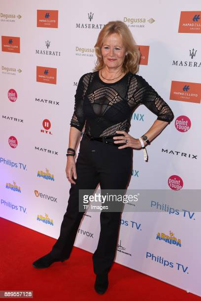 Claudia Rieschel attends the Movie Meets Media event 2017 at Hotel Atlantic Kempinski on November 27, 2017 in Hamburg, Germany.
