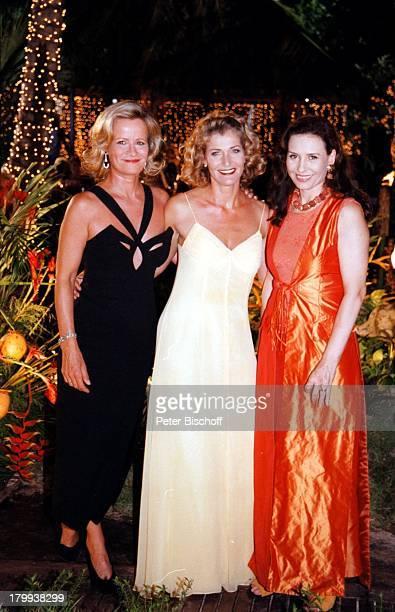 "Claudia Rieschel, Christine Mayn, Brigitte Karner , ""Traumschiff-Bali 2000"", Folge 35, ZDF, Dreh;Bali/Indonesien, Hotel ""Nusa Dua Beach"","