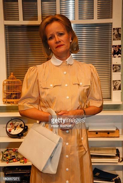 """Claudia Rieschel, Premiere Theaterstück;""""Ein ungleiches Paar"""", Berlin, Deutschland, Europa, Theater;""""Kleine Komödie"""", Bühne, Auftritt,..."""