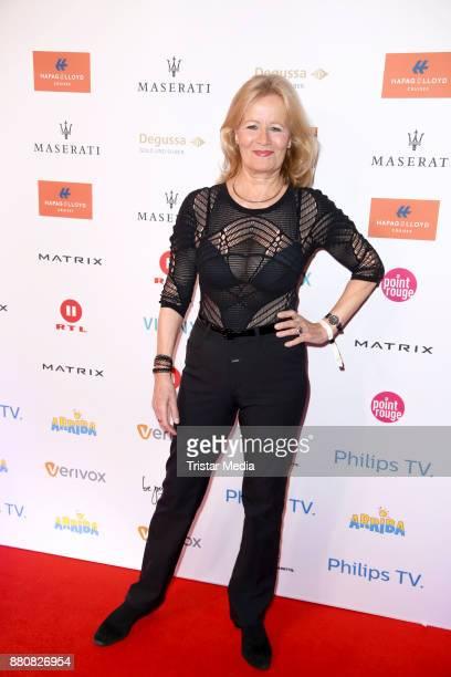 Claudia Rieschl attends the Movie Meets Media event 2017 at Hotel Atlantic Kempinski on November 27 2017 in Hamburg Germany