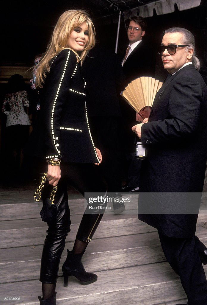 """Vogue Magazine 100th Anniversary"" - April 2, 1992 : News Photo"