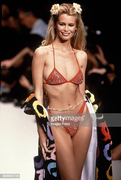 Claudia Schiffer Pictures And Photos Getty Images