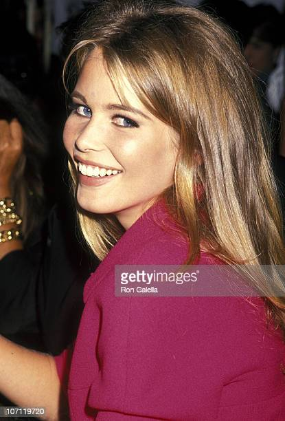 Claudia Schiffer Stock Fotos Und Bilder Getty Images