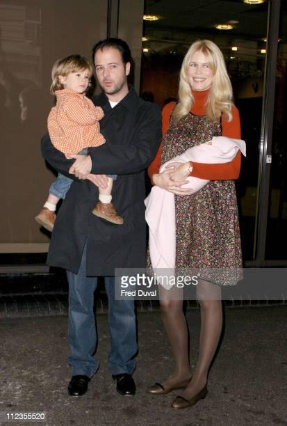 Matthew Vaughn Baby Family Schiffer Claudi...