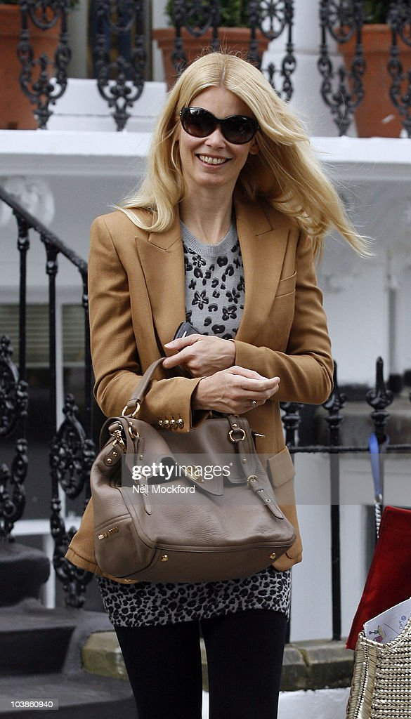 Celebrity Sightings In London - September 6, 2010 : Nachrichtenfoto