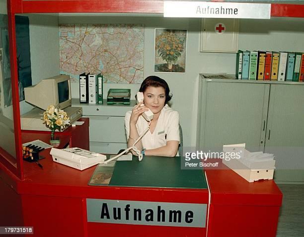 Claudia Schmutzler SAT1 Serie Für alleFälle Stefanie Telefon