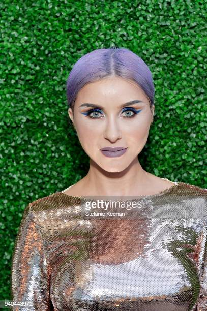 Claudia Soare attends KKWxMario Dinner at JeanGeorges Beverly Hills on March 31 2018 in Beverly Hills California