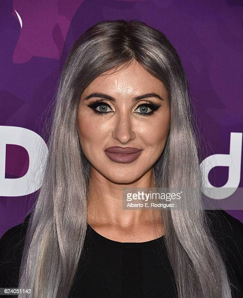Claudia Soarse president of Anastasia Bevely Hills attends the 2nd Annual StyleMaker Awards hostd by Variety and WWD at Quixote Studios West...