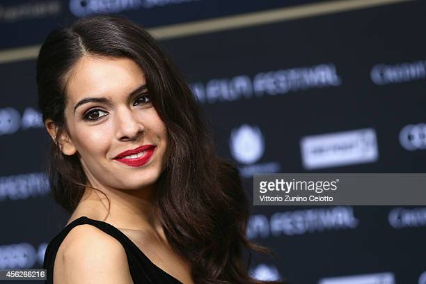 Claudia Traisac attends the 'EscobarParadise Lost' Green Carpet Arrivals during Day 4 of Zurich Film Festival 2014 on September 28 2014 in Zurich...