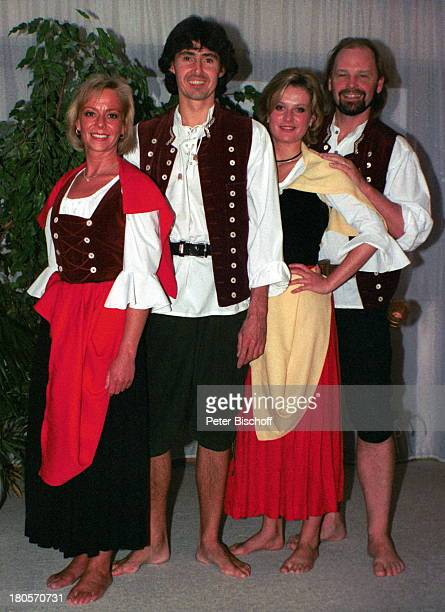Claudia Ullrich Michael Kastel Uwe Erhardt Bianca App Musikgruppe Die Schäfer